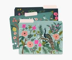 Rifle Paper File Folder image