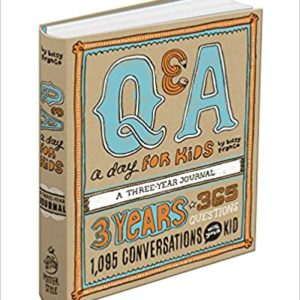 Q&A A Day For Kids: A Three Year Journal image