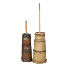 Wood Churn with Plunger image