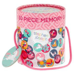 Memory Game Sets in pink and blue for kids