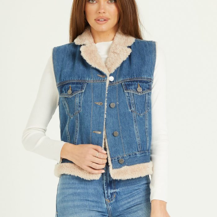 Terry: Overhill Vest image